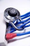 ασφάλεια δικτύων Στοκ Εικόνες