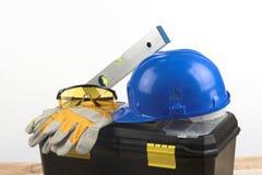ασφάλεια εργαλείων Στοκ εικόνα με δικαίωμα ελεύθερης χρήσης