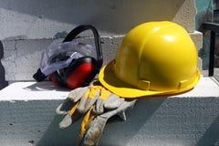 ασφάλεια εργαλείων Στοκ φωτογραφία με δικαίωμα ελεύθερης χρήσης