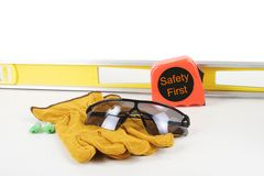 ασφάλεια εργασίας στοκ φωτογραφίες με δικαίωμα ελεύθερης χρήσης