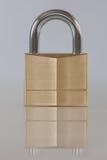 ασφάλεια κλειδωμάτων στοκ εικόνα