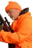 ασφάλεια κυνηγών πυροβό&lambda Στοκ φωτογραφίες με δικαίωμα ελεύθερης χρήσης