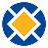 ασφάλεια λογότυπων Στοκ φωτογραφίες με δικαίωμα ελεύθερης χρήσης