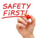 Ασφάλεια πρώτα
