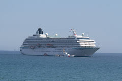 ασφάλεια στη θάλασσα Στοκ Εικόνες