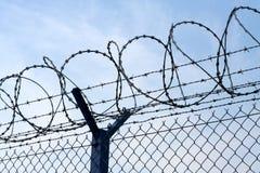 ασφάλεια σφιχτά Στοκ εικόνα με δικαίωμα ελεύθερης χρήσης