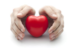 ασφάλεια υγείας έννοια&sigma Στοκ Εικόνα