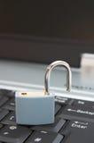 ασφάλεια υπολογιστών στοκ εικόνα με δικαίωμα ελεύθερης χρήσης
