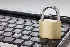 ασφάλεια υπολογιστών Στοκ φωτογραφίες με δικαίωμα ελεύθερης χρήσης