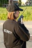 ασφάλεια φρουράς στοκ φωτογραφίες