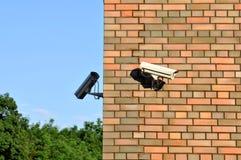 ασφάλεια φωτογραφικών μηχανών Στοκ εικόνα με δικαίωμα ελεύθερης χρήσης