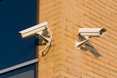 ασφάλεια φωτογραφικών μηχανών Στοκ εικόνες με δικαίωμα ελεύθερης χρήσης