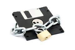 ασφάλεια δεδομένων Στοκ Φωτογραφίες