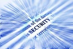 ασφάλεια στοκ εικόνα με δικαίωμα ελεύθερης χρήσης