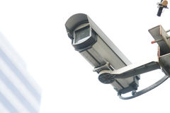 ασφάλεια CCTV εκκέντρων Στοκ φωτογραφία με δικαίωμα ελεύθερης χρήσης