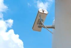 ασφάλεια CCTV φωτογραφικών μηχανών Στοκ φωτογραφία με δικαίωμα ελεύθερης χρήσης
