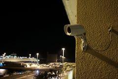 ασφάλεια αφθονίας φωτογραφικών μηχανών copyspace Στοκ Φωτογραφίες