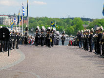 Ασφάλεια της Στοκχόλμης στοκ φωτογραφία με δικαίωμα ελεύθερης χρήσης