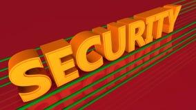 Ασφάλεια Στοκ Εικόνες