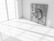 Ασφαλές δωμάτιο Στοκ Εικόνες