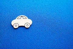 Ασφαλές εικονίδιο αυτοκινήτων Στοκ εικόνα με δικαίωμα ελεύθερης χρήσης