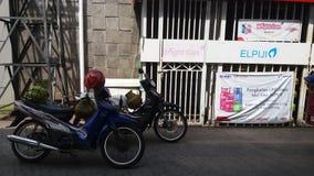 Ασφαλής ανεφοδιασμός για τα LPG 3 κλ στοκ εικόνες με δικαίωμα ελεύθερης χρήσης