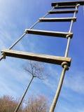 Ασφαλής τρόπος στην κορυφή στοκ φωτογραφία