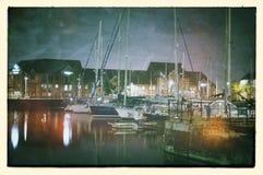 Ασφαλές λιμάνι Στοκ Εικόνα