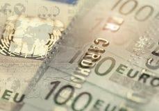 Ασφαλής τραπεζική κάρτα αγορών Διαδικτύου Στοκ εικόνες με δικαίωμα ελεύθερης χρήσης