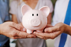 Ασφαλείς πόροι χρηματοδότησης στοκ εικόνες