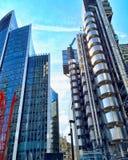 Ασφαλιστικοί ασφαλιστές Lloyds που χτίζουν το Λονδίνο Στοκ φωτογραφία με δικαίωμα ελεύθερης χρήσης