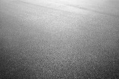 Ασφαλτώστε τη σύσταση Νέα φρέσκια άσφαλτος γραπτή Στοκ Εικόνα