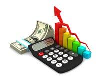 ασχολούμενη χρηματοδότη&si διανυσματική απεικόνιση