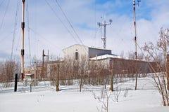 Ασύρματος σταθμός στοκ φωτογραφία με δικαίωμα ελεύθερης χρήσης