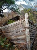 Ατελής βάρκα 2 στοκ εικόνες