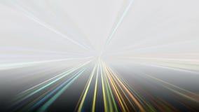 Ατελείωτος δρόμος υψηλής ταχύτητας Abstarct Γρήγορη μετάβαση απεικόνιση αποθεμάτων