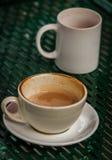 Ατελής καφές στοκ φωτογραφία με δικαίωμα ελεύθερης χρήσης