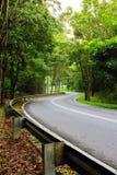 ατελείωτος δρόμος στοκ φωτογραφία