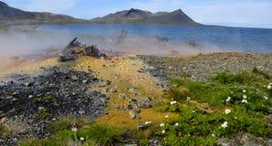 ατλαντική καυτή ωκεάνια άν&o Στοκ εικόνες με δικαίωμα ελεύθερης χρήσης
