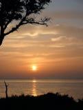 Ατλαντικός πέρα από την ανατ&o Στοκ Εικόνα