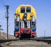 Ατμομηχανή ατμού να πλαισιώσει Στοκ Εικόνες
