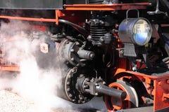 Ατμομηχανή ατμού στη Γερμανία στοκ εικόνες