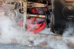 Ατμομηχανή ατμού στη Γερμανία στοκ φωτογραφίες