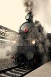 Ατμομηχανή ατμού Στοκ φωτογραφίες με δικαίωμα ελεύθερης χρήσης