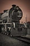 Ατμομηχανή ατμού Στοκ εικόνα με δικαίωμα ελεύθερης χρήσης
