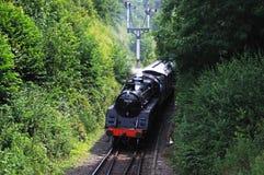 Ατμομηχανή ατμού, Arley Στοκ Φωτογραφία