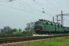 Ατμομηχανή ατμού, UK, ο σιδηρόδρομος στοκ φωτογραφίες