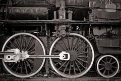 ατμομηχανή λεπτομέρειας &p Στοκ φωτογραφία με δικαίωμα ελεύθερης χρήσης
