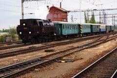 Ατμομηχανή, Μπρνο, νότια Μοραβία, Τσεχία Στοκ φωτογραφίες με δικαίωμα ελεύθερης χρήσης
