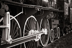 ατμομηχανή παλαιά στοκ φωτογραφίες